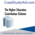 THE HIGHER EDUCATION CONTRIBUTION SCHEME
